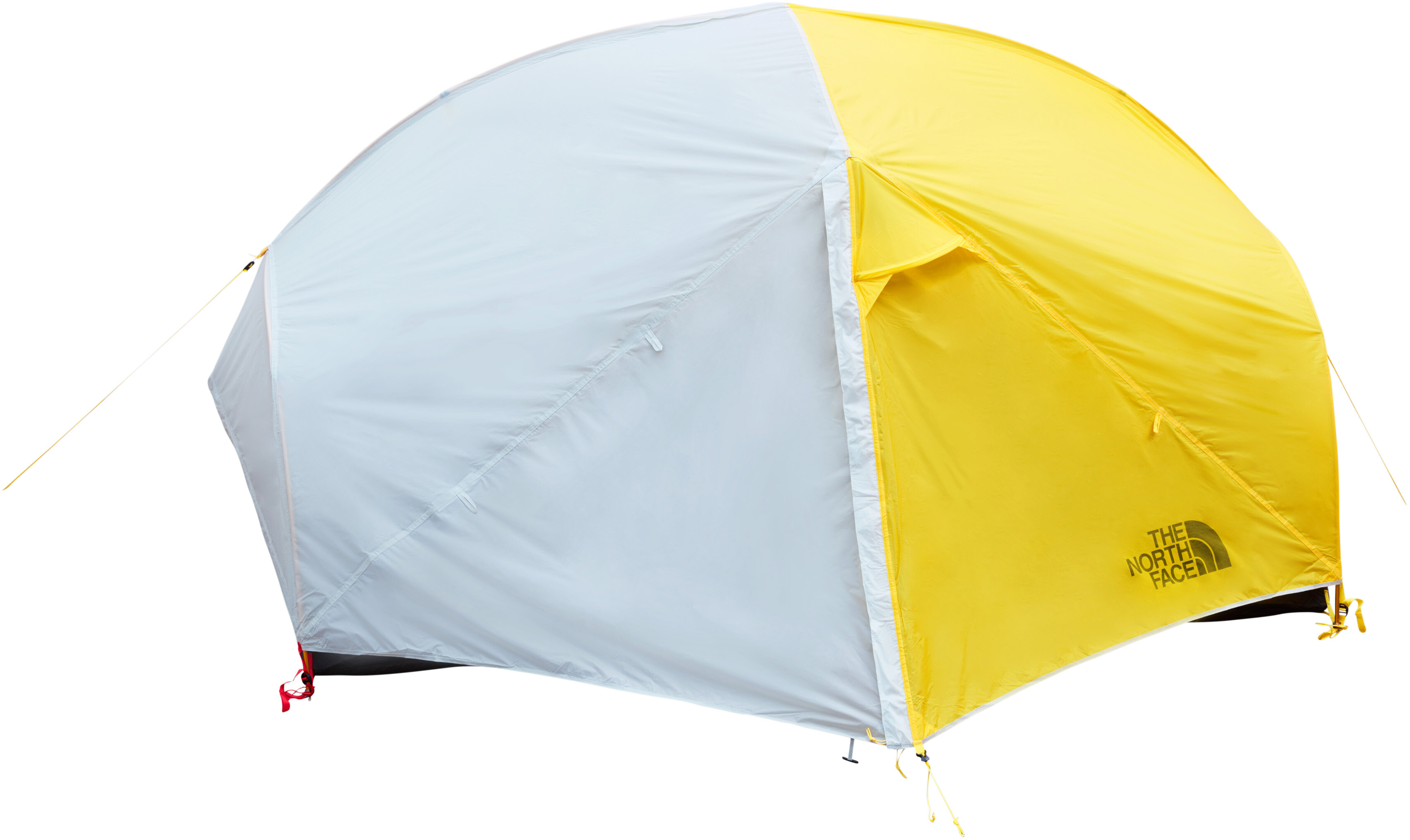 d802964d2c The North Face Triarch 2 Tent canary yellow/high rise grey | campz.ch